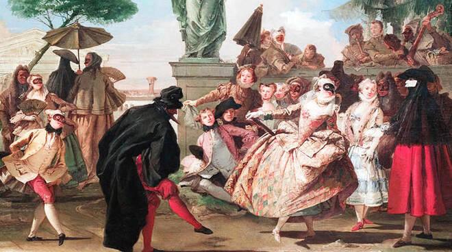 Ballo in maschera Biffi Arte