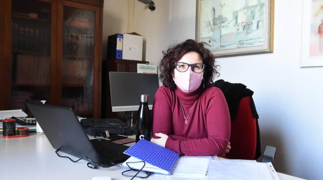 Barbara Tarquini (sportello lavoro Sarmato)
