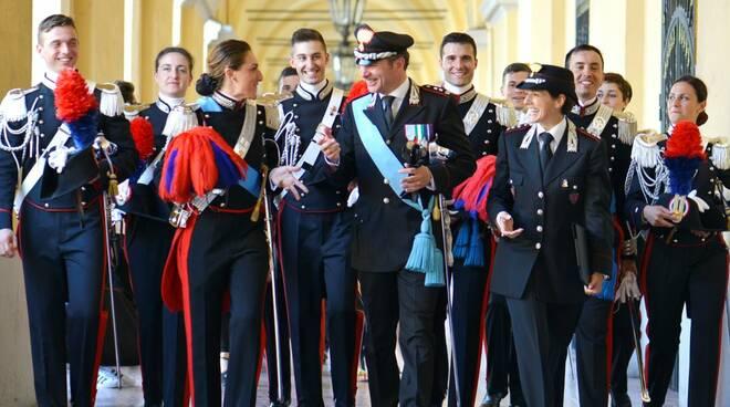 carabinieri bando