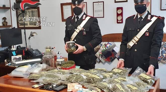 carabinieri droga Chiavenna Landi