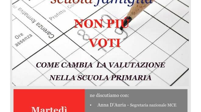Dialogo Scuola famiglia: non più voti. Come cambia la valutazione nella scuola primaria.