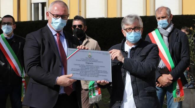 Castelsangiovanni primo Covid Hospital, il ringraziamento ai sanitari