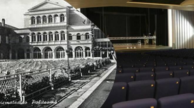 Cinema Politeama ieri e oggi