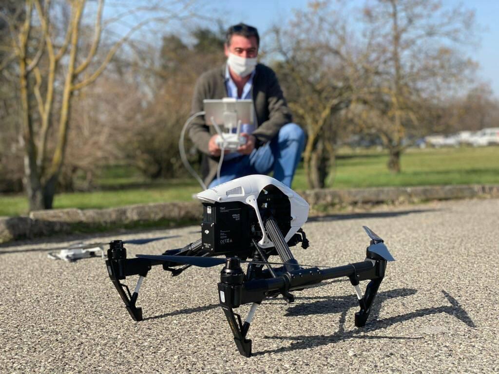 drone raineri marcora