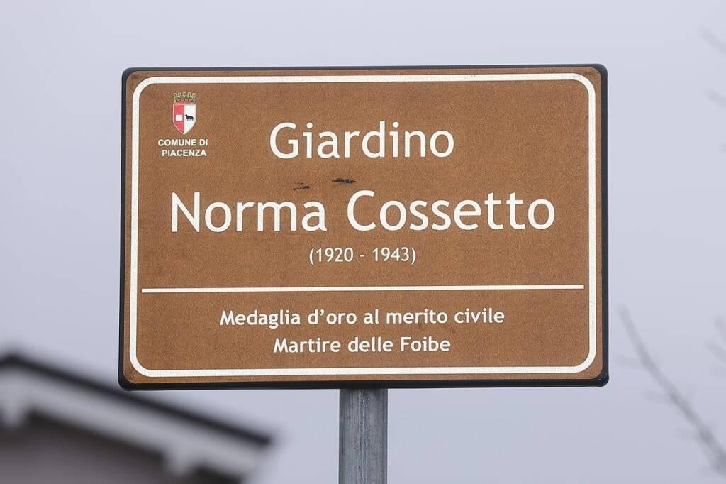 "Giardino ""Norma Cossetto"""