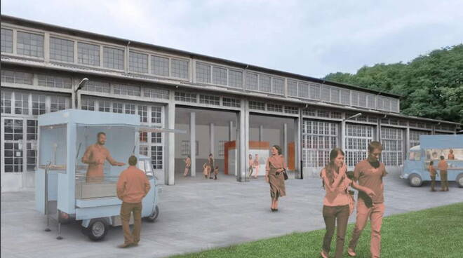 Il Progetto di Campus scolastico ex laboratorio Pontieri