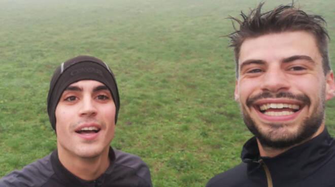 Nicolò Fervari e Nicholas Moia