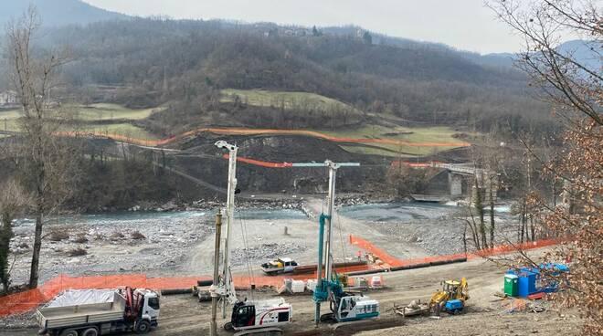 Ponte Lenzino lavori 2021