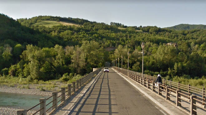 Ponte Trebbia Travo