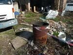 sequestro rifiuti carabinieri forestali