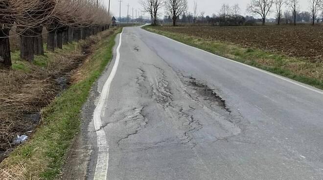Strada di Castelbosco