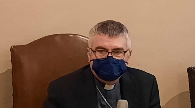 Vescovo Adriano Cevolotto