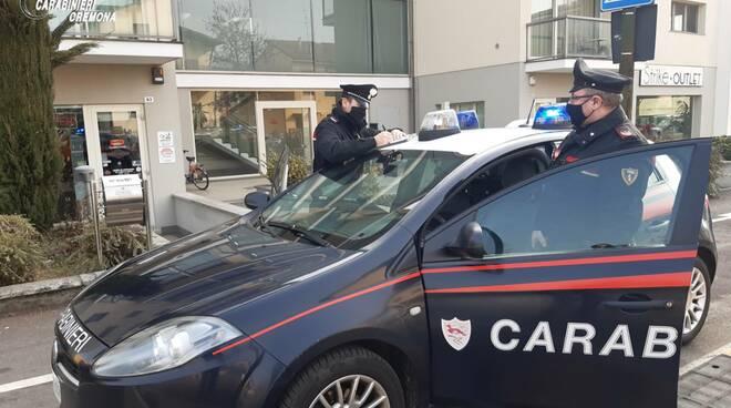 carabinieri Cremona