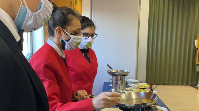 Cucina istituto alberghiero