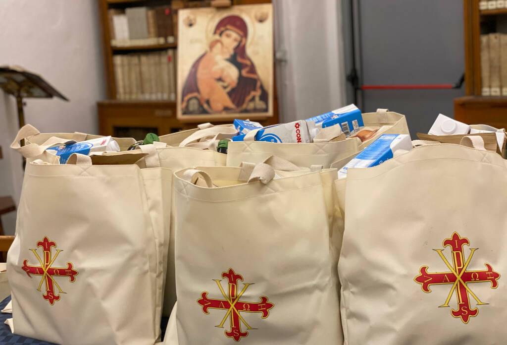 derrate alimentari sacro militare ordine costantiniano san giorgio