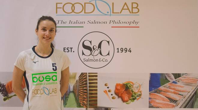 Giocatrice Busa Foodlab