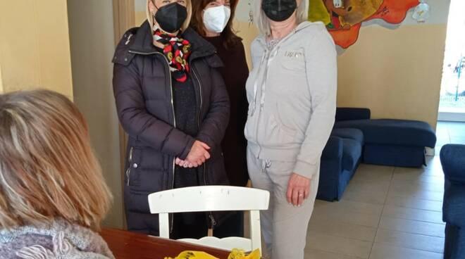 Imprenditrici piacentine in visita alla comunità Luna Stellata