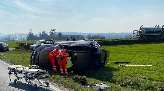 Incidente a Castellarquato