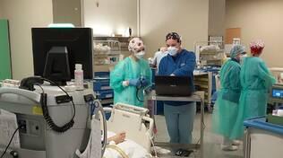 ospedale rianimazione