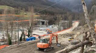 Ponte Lenzino marzo 2021