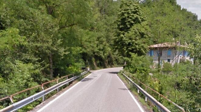 ponte sul Rio Guardarabbia Grande