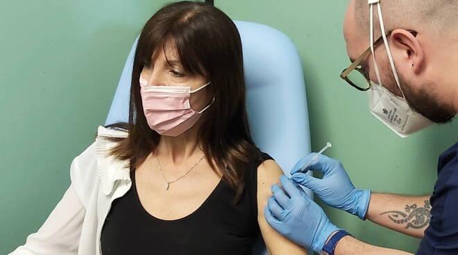 professoressa vaccino