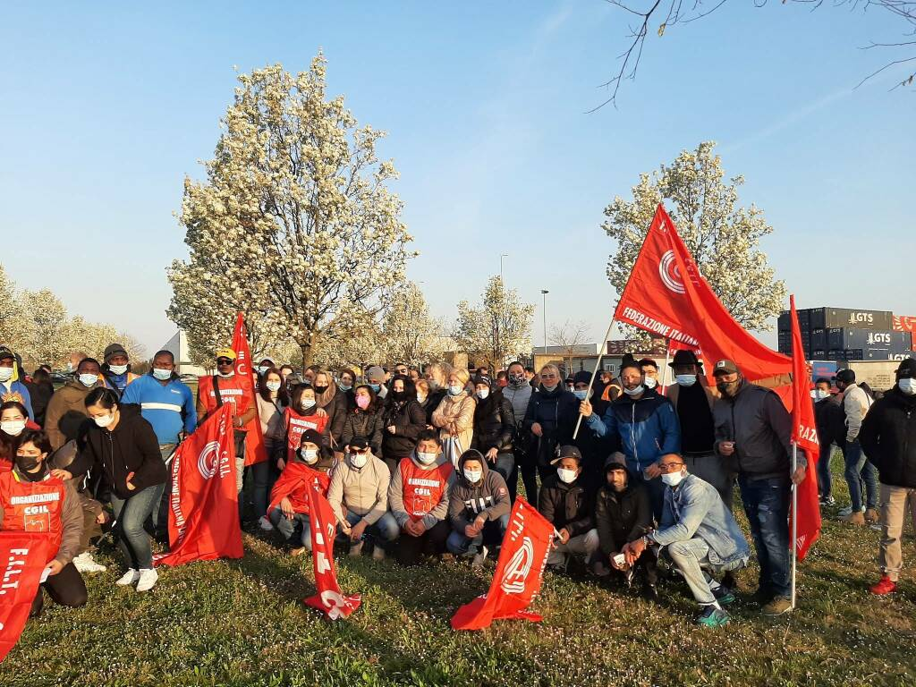 sciopero logistica Filt Cgil