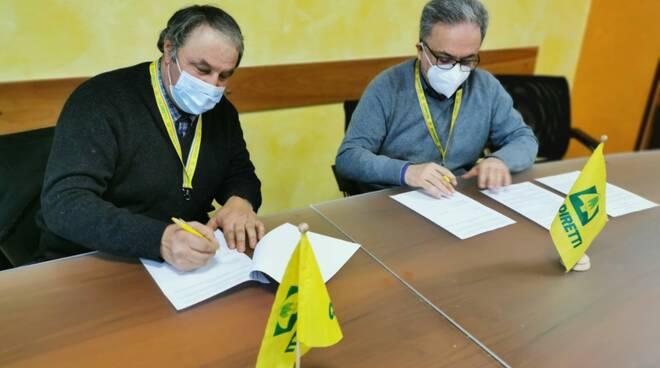 Ugo Agnelli e Massimo Tedeschi