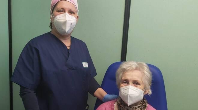 Vaccino a Fiorenzuola