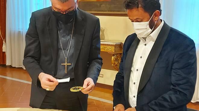 vescovo comunità islamica