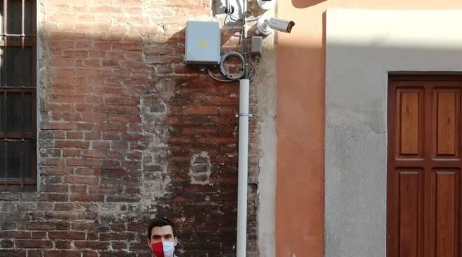 Zandonella telecamere