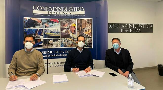 Accordo Confapi-Urban Hub