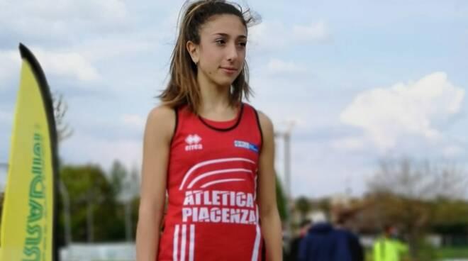 Allegra Santelli (Atletica Piacenza)