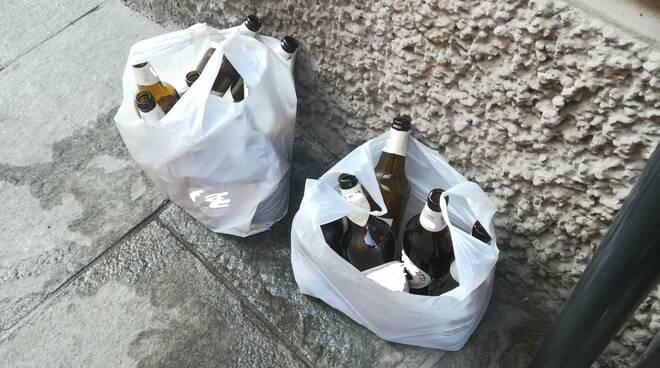 Birre abbandonate