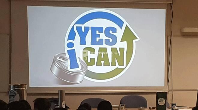 Yes I Can a Piacenza: il progetto educativo sulla raccolta differenziata degli imballaggi in acciaio