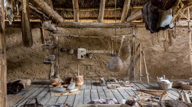 """Parco Archeologico \""""Villaggio Neolitico\"""""""