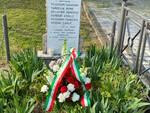Fiori anniversario Liberazione Piacenza