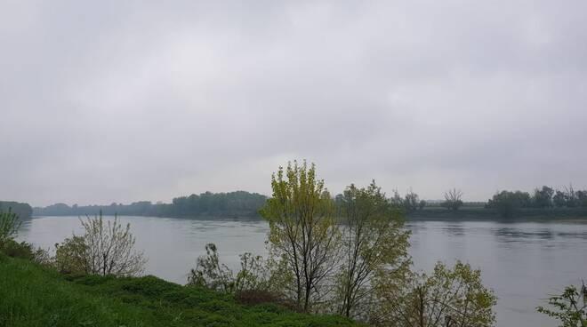 Foto fiume Po