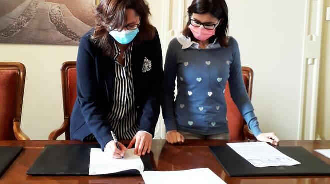 L'assessore Sgorbati firma la petizione