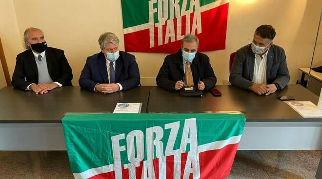 La conferenza stampa di Gasparri