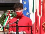 La manifestazione del 25 aprile 2021 in piazza Cavalli