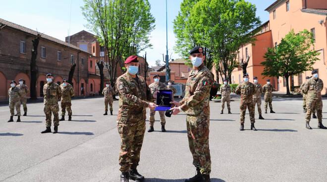 La visita del Generale Scala a Piacenza