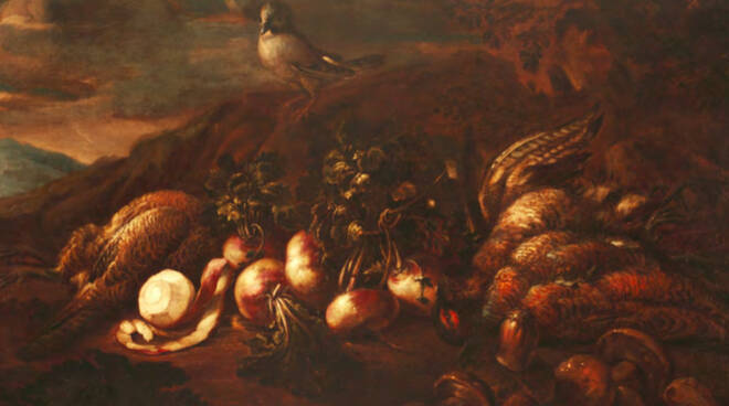 """Natura morta"" – 1720 ca. Felice Boselli"