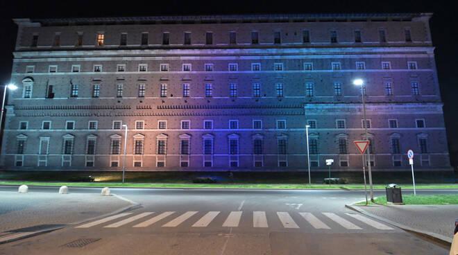 Palazzo Farnese giornata autismo