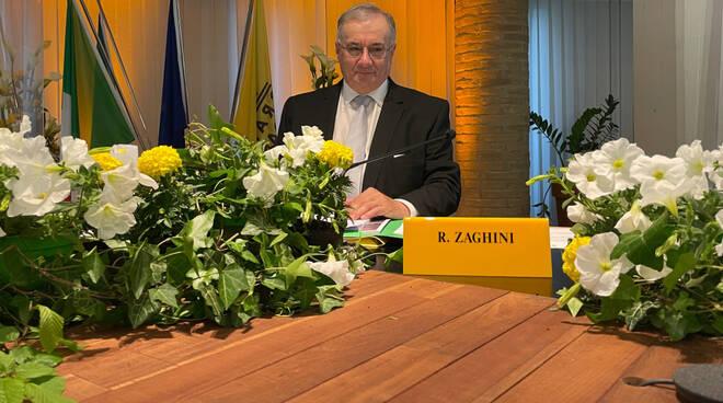 Renato Zaghini, presidente del Consorzio Tutela Grana Padano