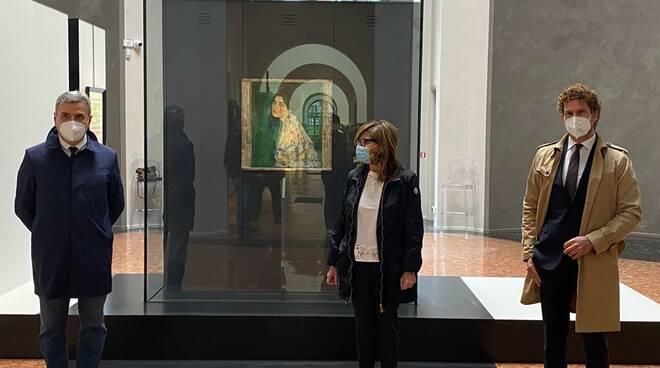 Ricci Oddi sindaco Klimt