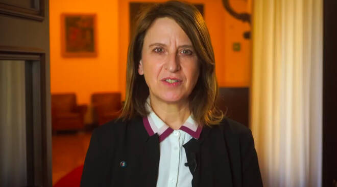 Senatrice Maria Laura Mantovani (5 Stelle)