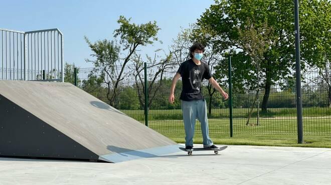 Skate park San Giorgio