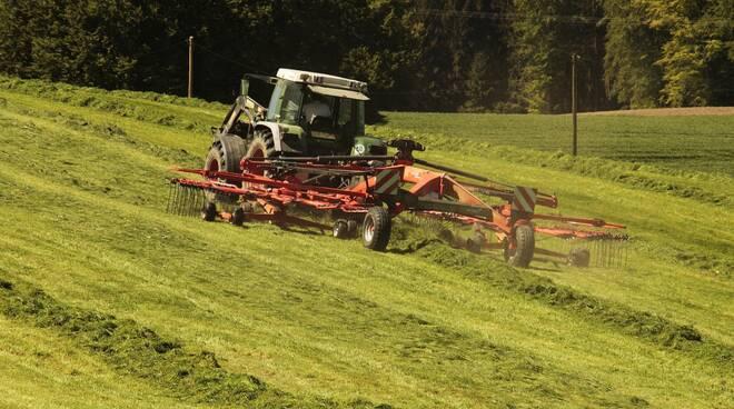 Trattore agricoltura