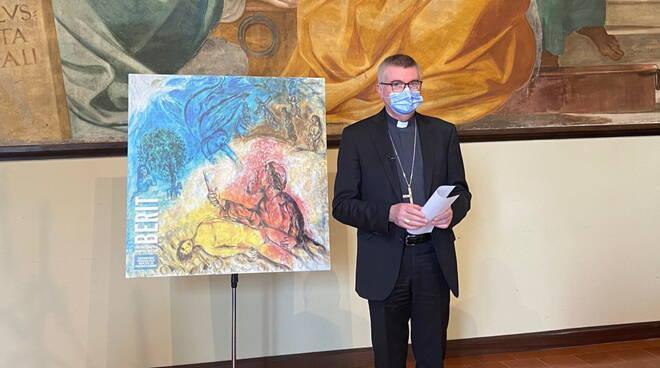 Vescovo Cevolotto Pasqua 2021